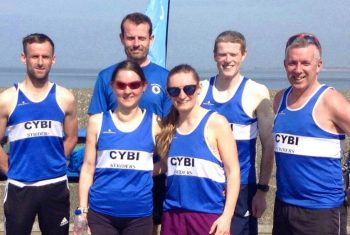 Cybi Team at New Brighton