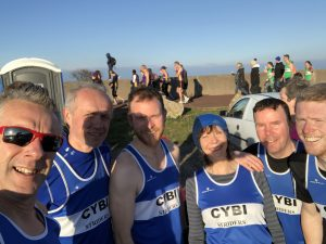 Cybi Team at Abergele