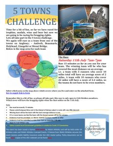 5 Towns Challenge